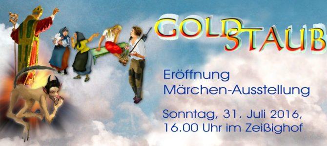 Eröffnung Märchen-Ausstellung