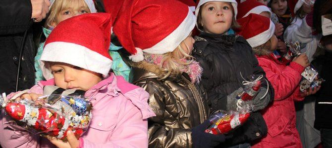 Zeißiger Weihnachtsmarkt am 2. Dezember
