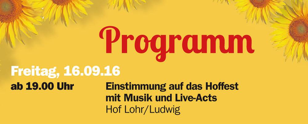 Hoffest 2016 Flyer.indd