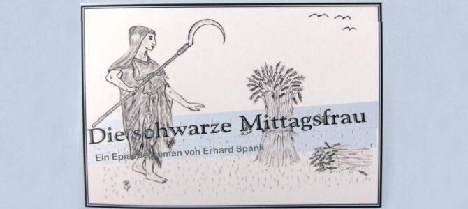 Erhard Spank liest aus seinem Erstlingswerk
