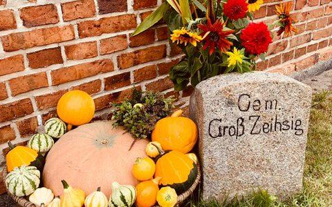 Kulturverein Zeißig lud kreativ zum Erntedankfest ein von Andreas Kirschke